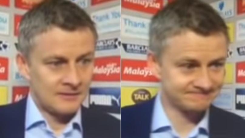 Ole Gunnar Solskjaer's Post Match Interview In 2014 Will Remind You Of Sir Alex Ferguson
