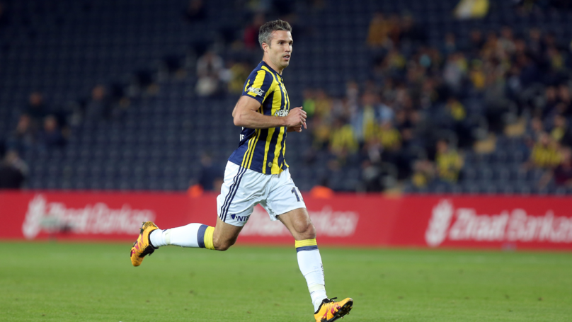 Championship Side Turned Down Signing Robin Van Persie This Month