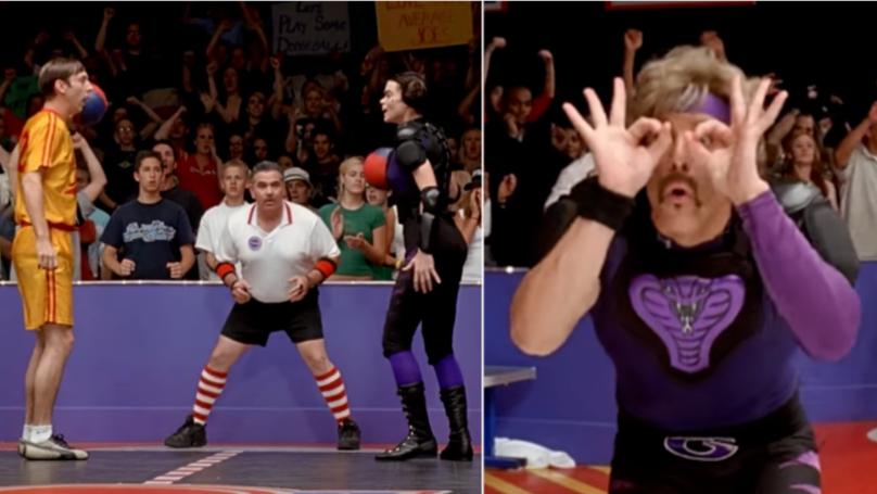 15 Years Ago, Average Joe's Gym Defeated The Globo Gym Purple Cobras In Las Vegas