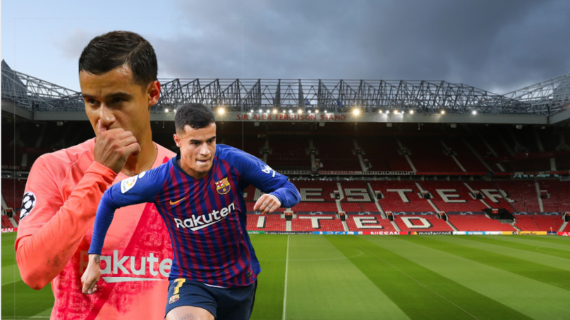 A Transfer Rumour Involving Coutinho And Manchester United Is The Most Bizarre Yet