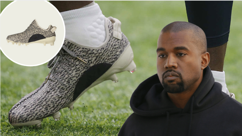 Adidas 'Yeezy Boost 350' Football Boots By Kanye West Are A Real Thing