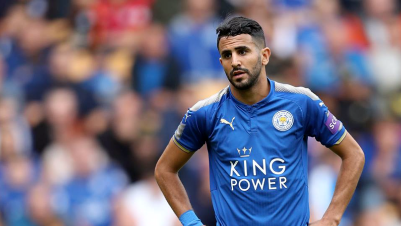 Riyad Mahrez Has Got Himself A New Nickname After Summer Transfer Fell Through