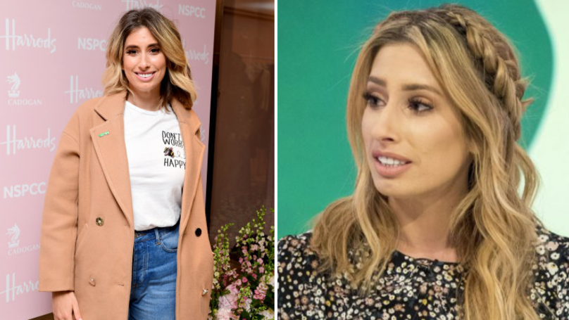 Stacey Solomon Calls For Boys To Be Vaccinated Against HPV