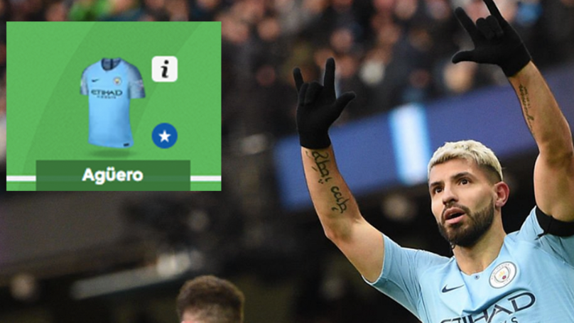 A Ridiculous Amount Of Fantasy Football Managers Have Stupidly Transferred Sergio Aguero In