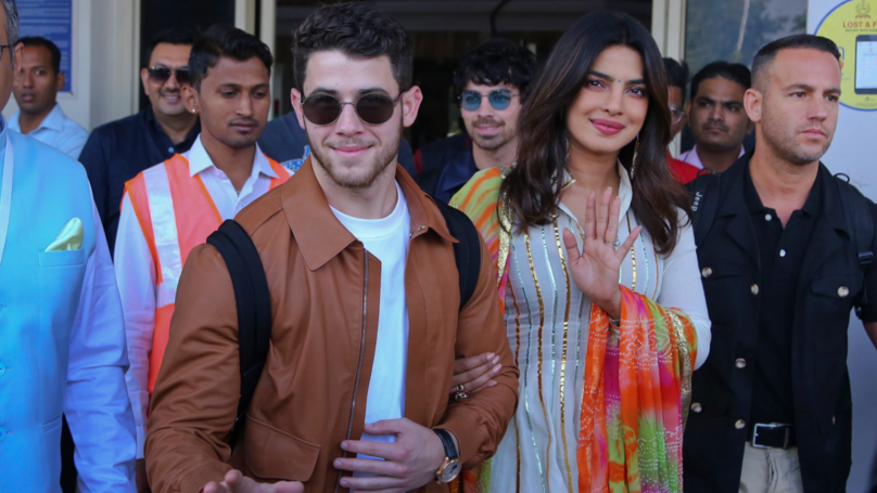 The First Pictures From Priyanka Chopra And Nick Jonas' Wedding Have Arrived