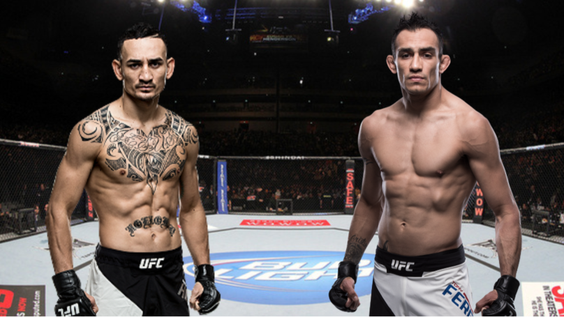 UFC Featherweight King Max Holloway Says He's Fighting Tony Ferguson For Interim Lightweight Title