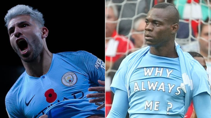Mario Balotelli Brutally Trolls Manchester United On Instagram After Derby Loss