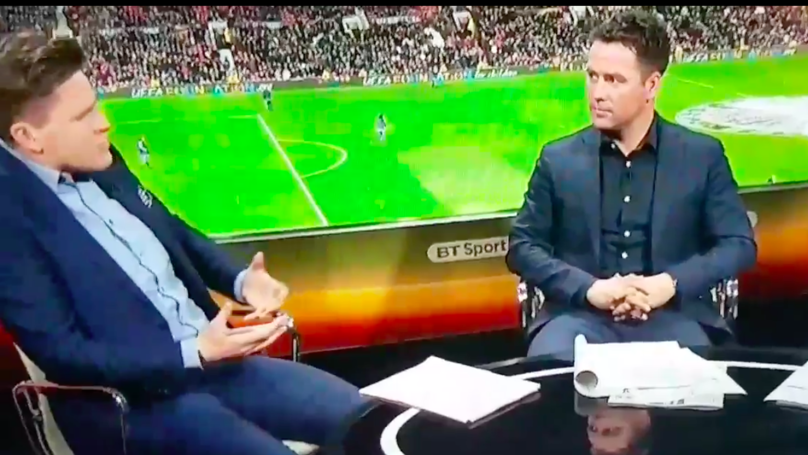 WATCH: Michael Owen's Punditry Goes From Bad To Worse