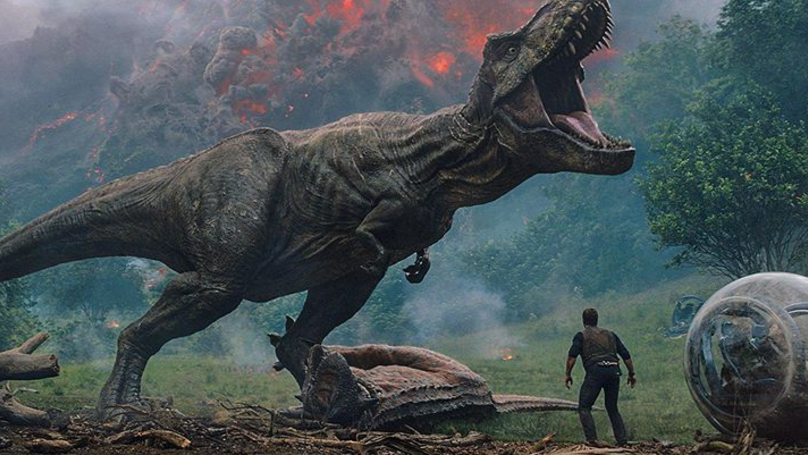 ​The New 'Jurassic World: Fallen Kingdom' Trailer Has Just Dropped