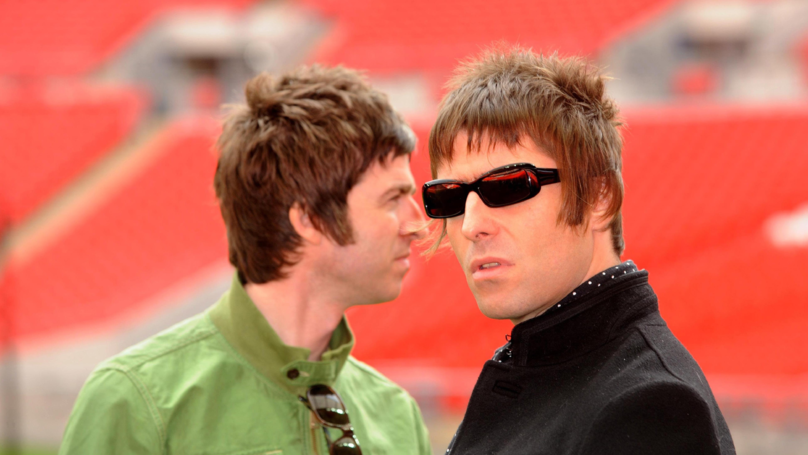 ​Cancel All Your Plans, Oasis Documentary 'Supersonic' Is On TV Next Week