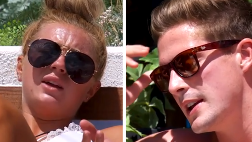 Love Island 2018: Dani Dyer Kicks Off At Dr Alex Over Treatment Of Alexandra Cane In First Look