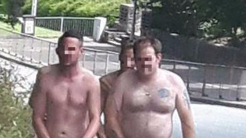 Mystery Naked Men Spotted Near Cumbria School