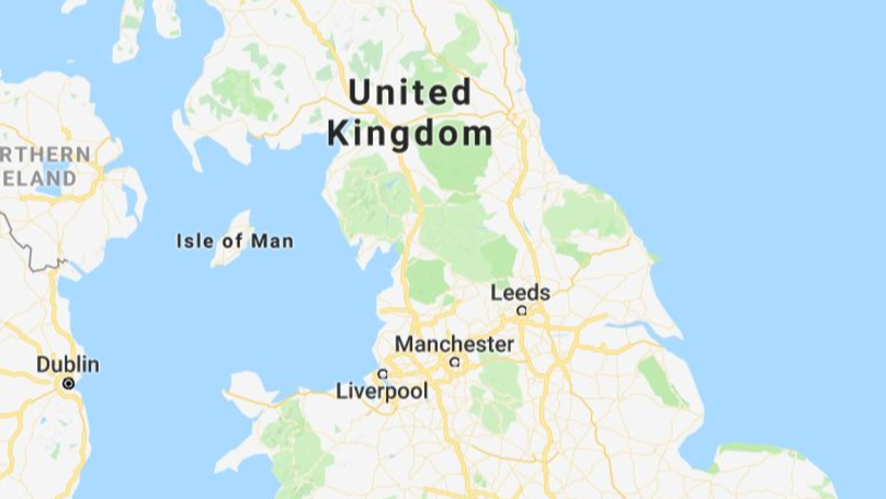 Manchester On World Map.Bbc Sparks Controversy With Tweet Over Where The North South