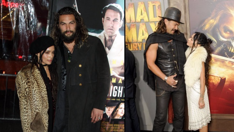 Jason Momoa Reveals He's Been Obsessed With His Wife Since He Was Eight