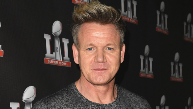 ​Gordon Ramsay's Latest Meal Gets Absolutely Rinsed For Looking Like 'Lady Parts'