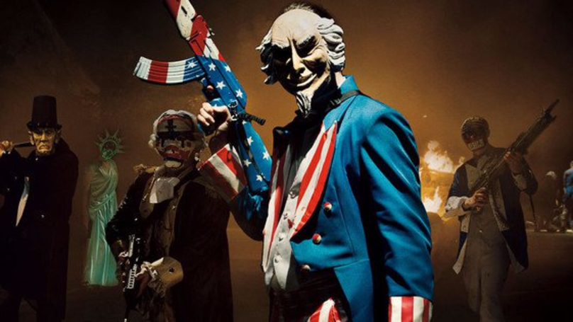 First Details Of The Fourth 'Purge' Film Released And It Sounds Awesome