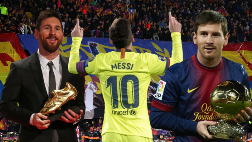 Lionel Messi Becomes First Player In La Liga History To Score 400 Goals