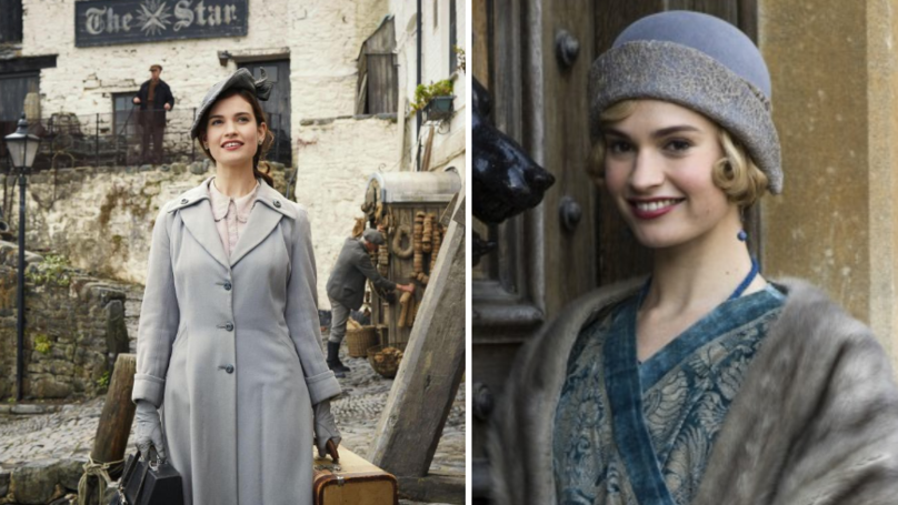 The Guernsey Literary And Potato Peel Pie Society Is 'Like Downton Abbey Reunion'