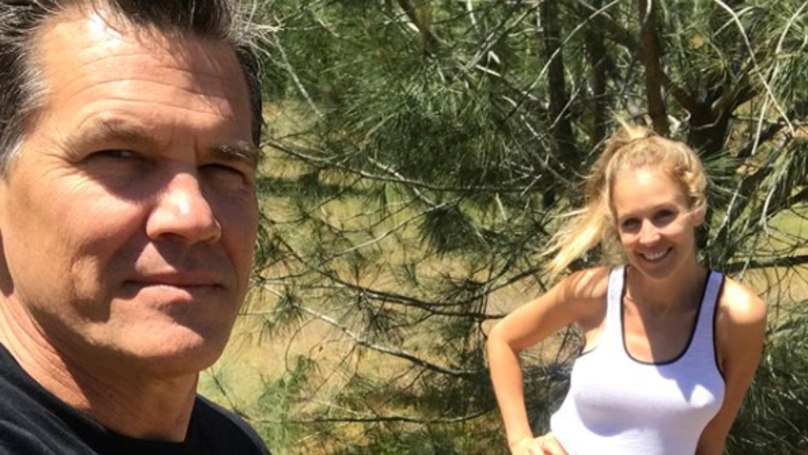 Josh Brolin Announces He And Kathryn Boyd Are Expecting A Baby