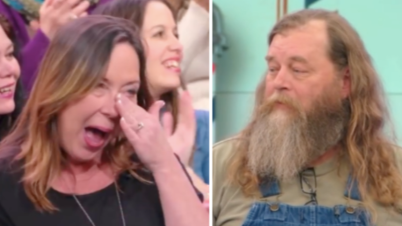 Woman Takes Her Husband For Dramatic Makeover And Is Blown Away With Results