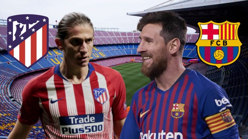 Filipe Luís: 'Whoever Thinks Messi Doesn't Deserve The Ballon d'Or Isn't Seeing What I'm Seeing'