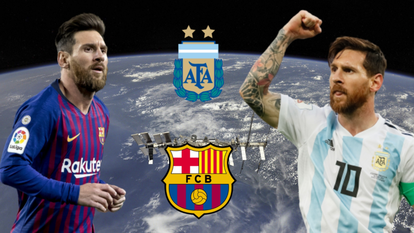 World Map Shows Every Stadium Where Lionel Messi Has Scored For Barcelona And Argentina