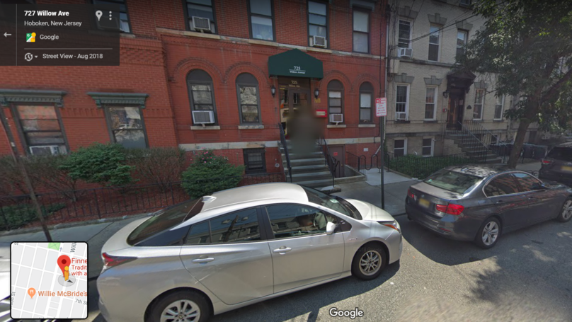 Google Maps: Man Falling Down Stairs Backwards Captured On Street View