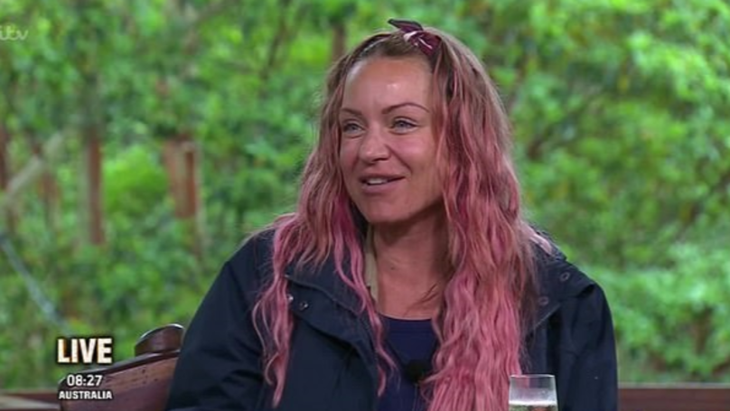 ​Rita Simons Given Medical Treatment Away From I'm A Celebrity Cameras