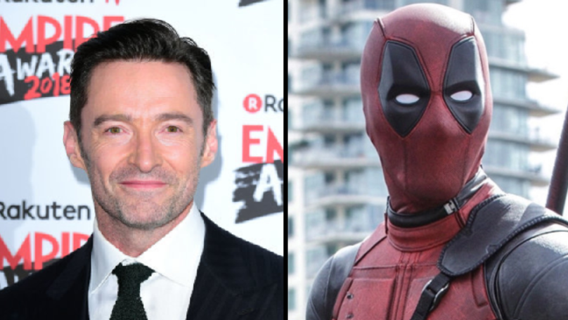 Ryan Reynolds Trolls Hugh Jackman As Deadpool In His Own Hotel Room