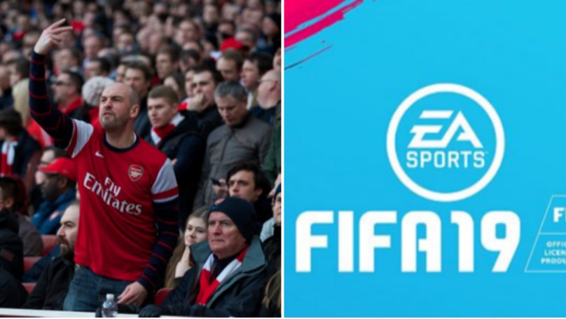 Arsenal Fans Boo Former Player On FIFA 19