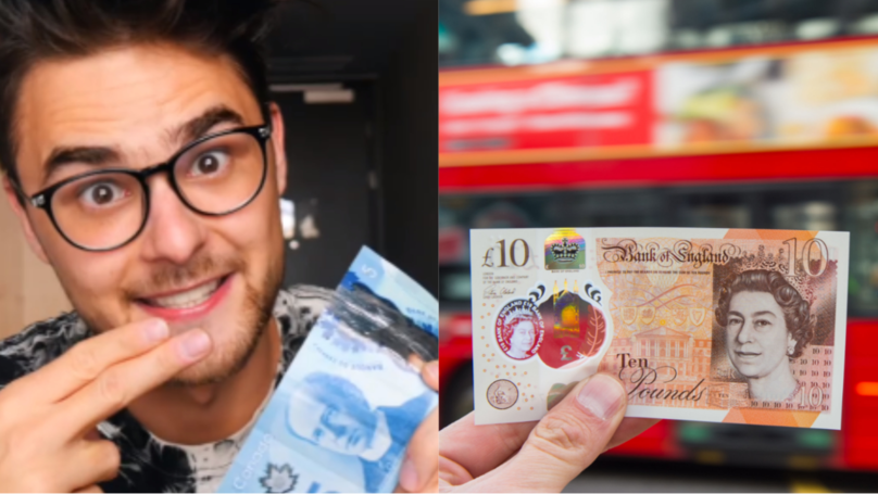 People Are Horrified That Many Bank Notes Are Made Of Animal Fat