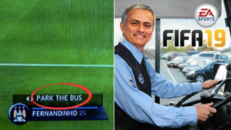 The Park The Bus Tactic Will Not Be In FIFA 19