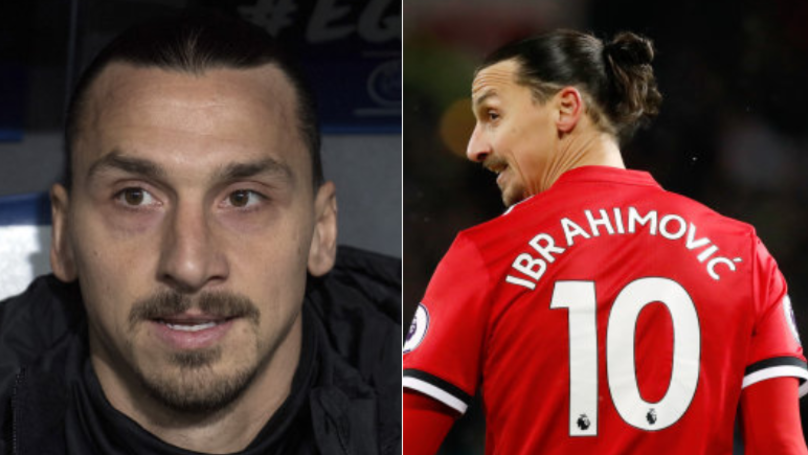 Zlatan Ibrahimovic Offered To Play For Free At Manchester United