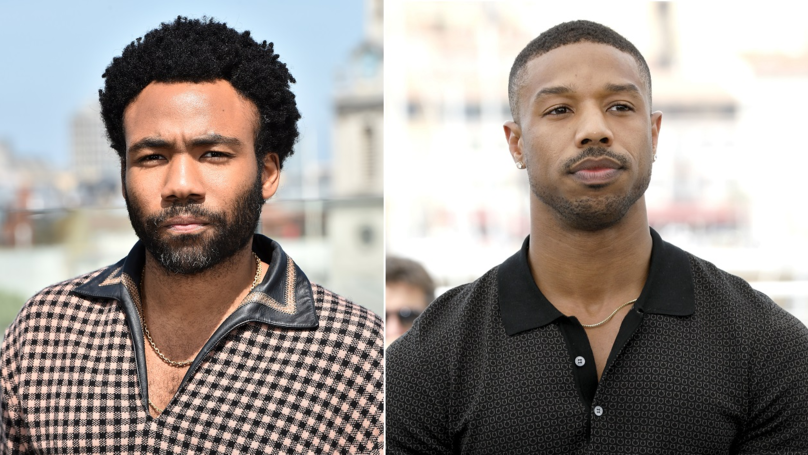 Donald Glover And Michael B Jordan 'In Talks' For 'Black Panther' Sequel