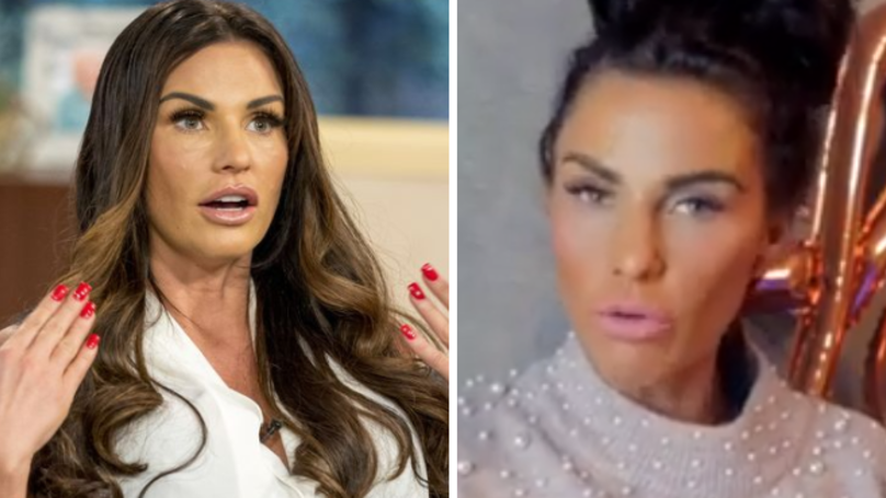 Katie Price Compared To 'A Poo' After Revealing Fake Tan Disaster
