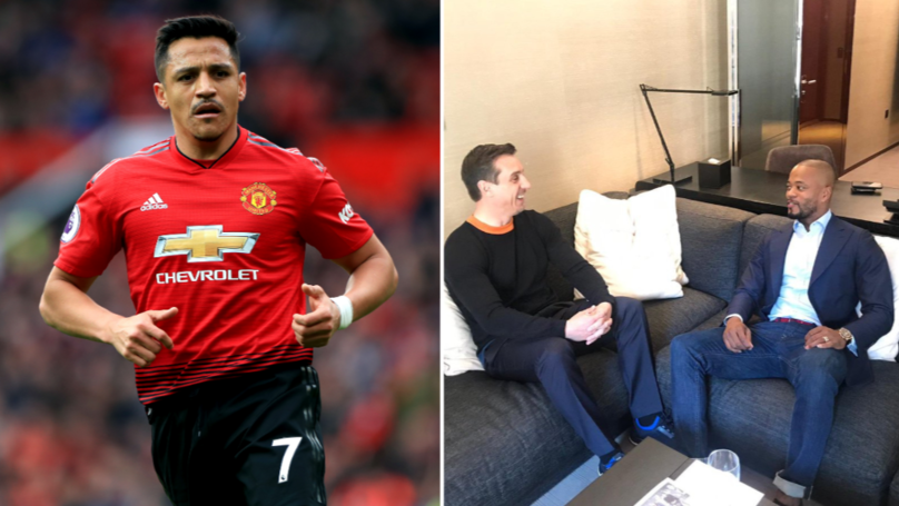 Patrice Evra Launches Brutal Rant On Manchester United's Alexis Sanchez