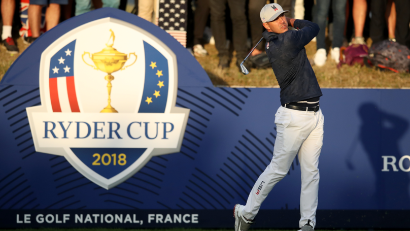 Brooks Koepka Injures A Fan On The Ryder Cup's Opening Morning
