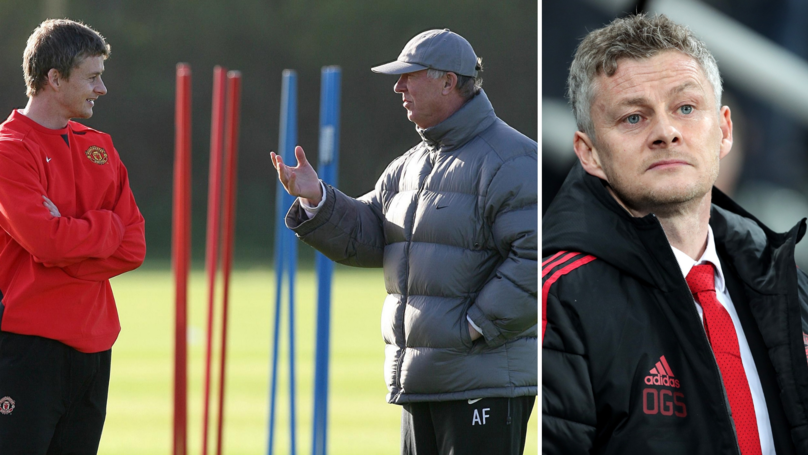 Ole Gunnar Solskjær Is Bringing Back Sir Alex Ferguson's 'Famous' Method At Manchester United