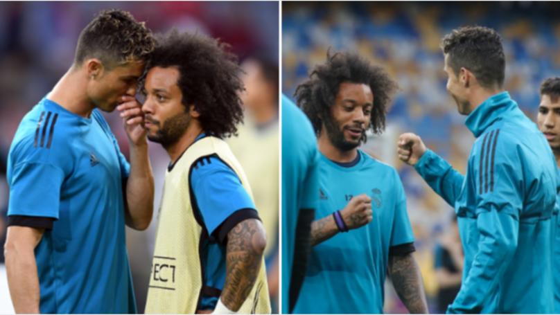 Marcelo Has His Say On Cristiano Ronaldo's Real Madrid Future