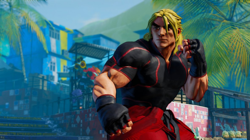A Blind 'Street Fighter' Player Uses Sound To Beat Pro Gamers With Clear Vision