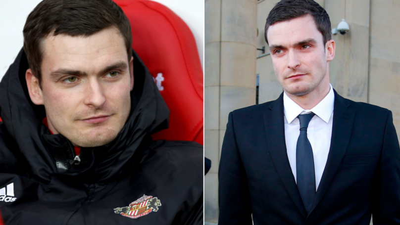 Adam Johnson's Plan To Return To Football Revealed, Including 'His Best Options'
