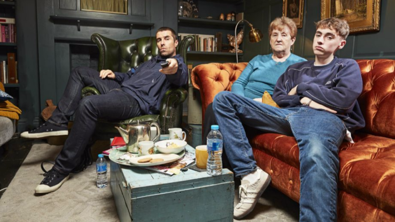Liam Gallagher Revealed That He Can't Swim While On Gogglebox