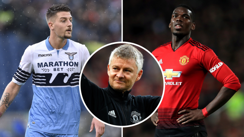 Manchester United To Target £120m-Rated Sergej Milinković-Savić As Paul Pogba's Replacement