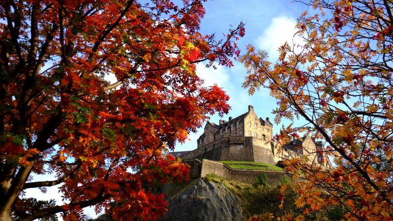 Edinburgh Named Best City To Visit In Britain