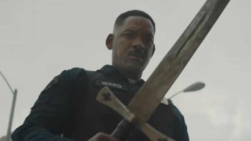 Will Smith's New Netflix Film Bright Looks Amazing