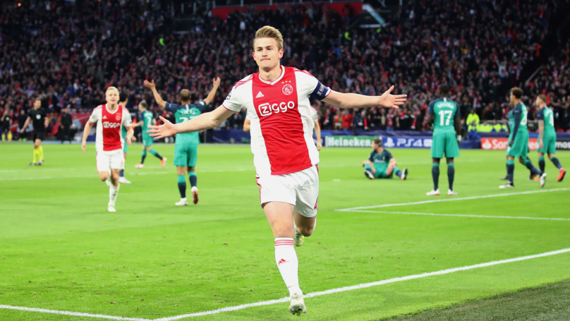Ajax Captain Matthijs De Ligt Has Agreed Terms With Juventus