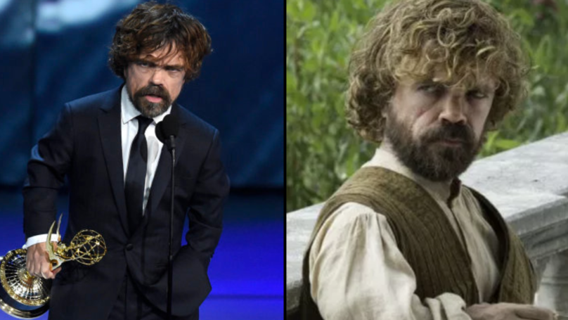 Peter Dinklage Wins Emmy For Best Supporting Actor In 'Game Of Thrones'