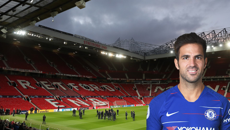 Bookies Slash Odds On Fabregas Moving To Manchester United