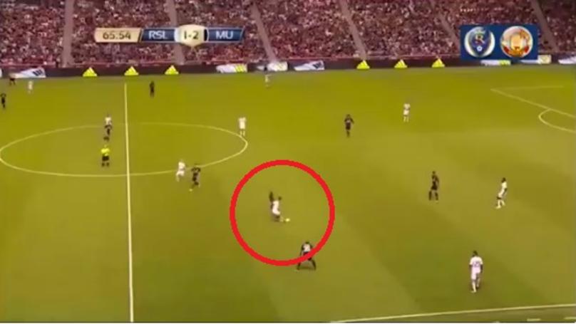 WATCH: Antonio Valencia Gets Sent Off After Jose Mourinho Tells Ref To Dismiss Him