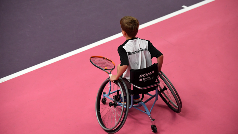 Darwin Wheelchair Tennis Competition Moved Because Courts Were Built On A Slope